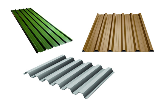 Worcester Metal Sheeting & Fixings Ltd | Profiled Roofing